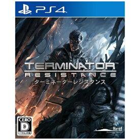 【2020年08月27日発売】 Reef Entertainment TERMINATOR: RESISTANCE【PS4】