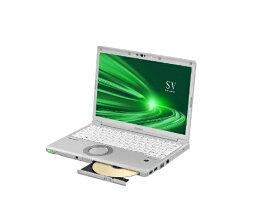 パナソニック Panasonic CF-SV9HDPQR ノートパソコン レッツノート SVシリーズ ゴールド&シルバー [12.1型 /intel Core i5 /SSD:256GB /メモリ:8GB /2020年6月モデル]