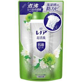 P&G ピーアンドジー レノア 本格消臭+ 抗菌ビーズ グリーンミスト 詰め替え 430mL
