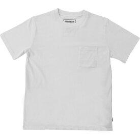 SHELTECH シェルテック メンズ レギュラー Tシャツ(Mサイズ/ホワイト) SL-001