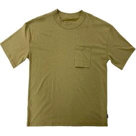 SHELTECH シェルテック メンズ レギュラー Tシャツ(Mサイズ/ベージュ) SL-001