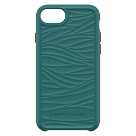 CASEPLAY ケースプレイ LifeProof - Wake series for Apple iPhone SE (第2世代)/8/7/6s [ DOWN UNDER - EVERGLADE/GINGER ]