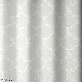スミノエ SUMINOE レースカーテン フラワーリース(100×133cm/ホワイト)
