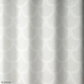 スミノエ SUMINOE レースカーテン フラワーリース(100×198cm/ホワイト)