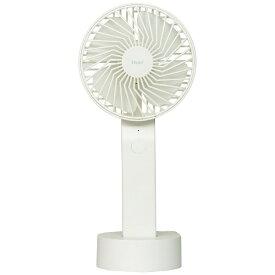 ナカバヤシ Nakabayashi ハンディUSB扇風機 ストラップ付き UA057W