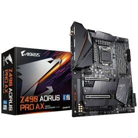 GIGABYTE ギガバイト マザーボード Z490 AORUS PRO AX Rev1.1 [ATX /LGA1200]