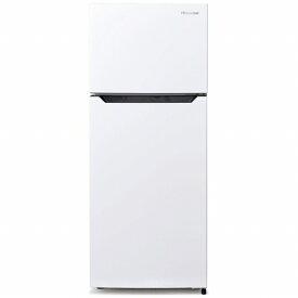 ハイセンス Hisense 冷蔵庫 ホワイト HR-B12C [2ドア /右開きタイプ /120L][冷蔵庫 一人暮らし 小型 新生活]