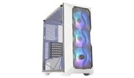 クーラーマスター COOLER MASTER PCケース MasterBox TD500 Mesh White ホワイト MCB-D500D-WGNN-S01