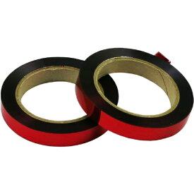 ハナオカ ハナオカ キララ 防鳥テープ 赤銀 2PC ハナオカ PSK-202