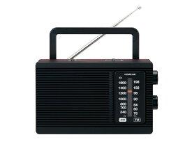 コイズミ KOIZUMI ホームラジオ SAD-7228M [AM/FM /ワイドFM対応]