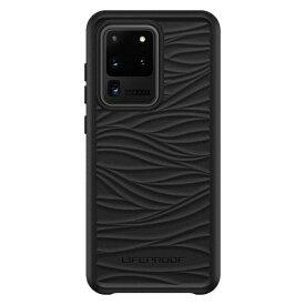 CASEPLAY ケースプレイ LIFEPROOF - WAKE Series for Galaxy S20 Ultra [ Black ] LifeProof BLACK 77-65125