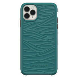 CASEPLAY ケースプレイ Lifeproof - Wake series for Apple iPhone 11 Pro Max [ DOWN UNDER - EVERGLADE/GINGER ] LifeProof DOWN UNDER - EVERGLADE/GINGER 77-65120