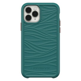 CASEPLAY ケースプレイ LifeProof - Wake series for Apple iPhone 11 Pro [ DOWN UNDER - EVERGLADE/GINGER ] LifeProof DOWN UNDER - EVERGLADE/GINGER 77-65117