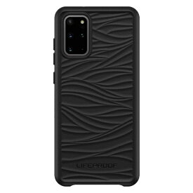 CASEPLAY ケースプレイ LIFEPROOF - WAKE Series for Galaxy S20+ [ Black ] LifeProof BLACK 77-65122