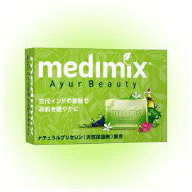 medimix メディミックス medimix メディミックス アロマソープ フレッシュグリーン MED-GLY