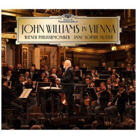 ユニバーサルミュージック ジョン・ウィリアムズ(cond)/ ジョン・ウィリアムズ ライヴ・イン・ウィーン 限定デラックス盤【CD】