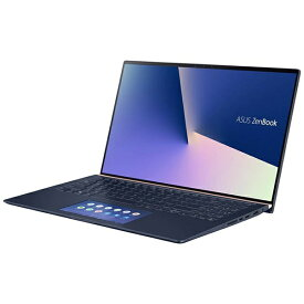 ASUS エイスース UX534FTC-A9320TS ノートパソコン ZenBook 15 ロイヤルブルー [15.6型 /intel Core i7 /SSD:1TB /メモリ:16GB /2020年6月モデル]