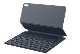 HUAWEI ファーウェイ MatePad Pro用 ワイヤレスキーボード Smart Magnetic Keyboard ダークグレー C-MARX-KEYBOARD