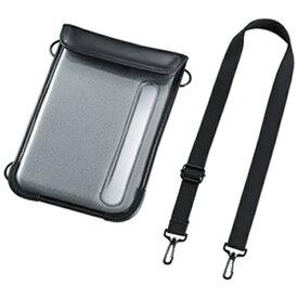 サンワサプライ SANWA SUPPLY ショルダーベルト付き7〜8インチタブレットPCケース(耐衝撃・防塵・防滴タイプ) PDA-TAB8N