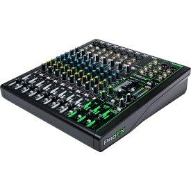 MACKIE マッキー 12chエフェクト/USB内蔵プロフェッショナルミキサー ProFX12v3