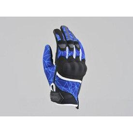 デイトナ DAYTONA 15919 HenlyBegins HBG-056 グラフィックプロテクト ブルー M