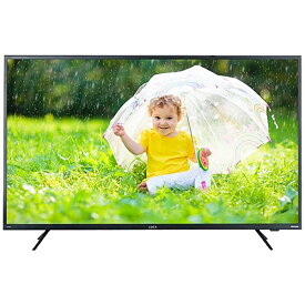 アイリスオーヤマ IRIS OHYAMA 液晶テレビ LUCA ブラック 43XUB30 [43V型 /4K対応 /BS・CS 4Kチューナー内蔵][テレビ 43型 43インチ]