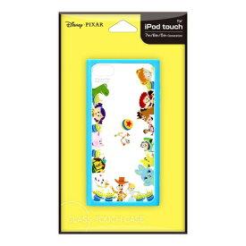 PGA iPod touch(第7/6/5世代)用ガラスタフケース Premium Style トイ・ストーリー PG-IT7DGT06TOY [iPod touch用]