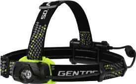 ジェントス GENTOS GAIN TECHシリーズ ヘッドライト GT-391D