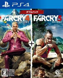 ユービーアイソフト Ubisoft ファークライ3+4 ダブルパック【PS4】