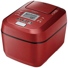 日立 HITACHI 炊飯器 メタリックレッド RZ-V100DM-R [圧力IH /5.5合]