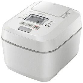 日立 HITACHI 炊飯器 パールホワイト RZ-V100DM-W [圧力IH /5.5合]