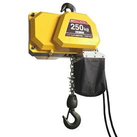オーエッチ工業 OH 電動チェーンホイスト250DCH-250