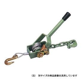オーエッチ工業 OH ワイヤー荷締機PRX-400