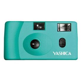YASHICA ヤシカ 【フィルムカメラ】YASHICA MF-1 Camera Turquoise with Yashica 400 ターコイズ