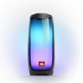 JBL ジェイビーエル ブルートゥーススピーカー JBLPULSE4BLK ブラック [Bluetooth対応 /防水]