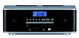 東芝 TOSHIBA CDラジカセ TY-CDW990-S シルバー シルバー TY-CDW990-S [ワイドFM対応 /CDラジカセ]