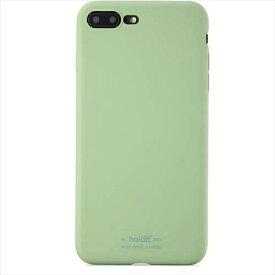 HOLDIT ホールディット iPhone7Plus/8Plus用 ソフトタッチシリコーンケース HOLDIT Jade Green 14525