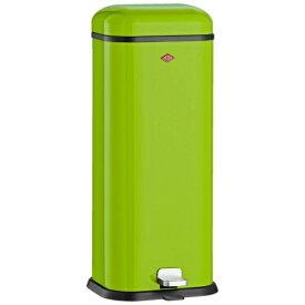 Wesco ウェスコ キッチンペダルビン&プラスチックライナー20L SUPERBOY ライムグリーン 132312-20