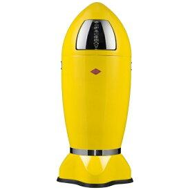 Wesco ウェスコ スペースロケットビン&メタルライナー35L SPACEBOY レモンイエロー 138631-19