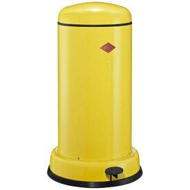 Wesco ウェスコ キッチンペダルビン&メタルライナー20L BASEBOY レモンイエロー 134531-19