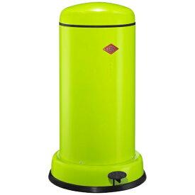 Wesco ウェスコ キッチンペダルビン&メタルライナー20L BASEBOY ライムグリーン 134531-20