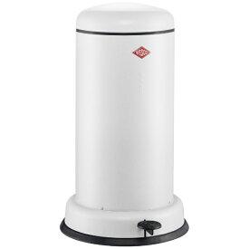 Wesco ウェスコ キッチンペダルビン&メタルライナー20L BASEBOY ホワイトマット 134531-74