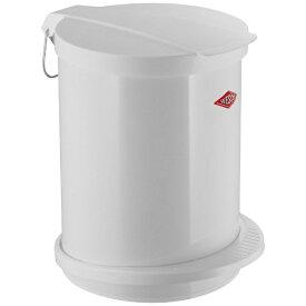 Wesco ウェスコ ペダルビン&プラスチックライナー13L -111 ホワイト 111212-01