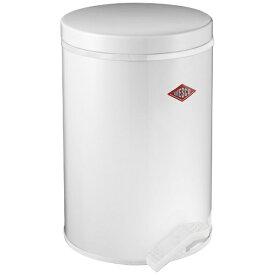 Wesco ウェスコ ペダルビン&プラスチックライナー13L -117 ホワイト 117212-01