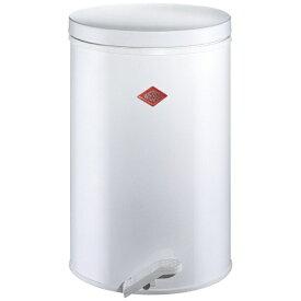 Wesco ウェスコ キッチンペダルビン&メタルライナー25L -128 ホワイト 128531-01