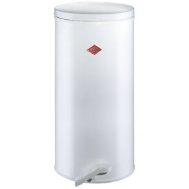 Wesco ウェスコ キッチンペダルビン&メタルライナー22L -127 ホワイト 127531-01