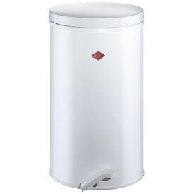 Wesco ウェスコ キッチンペダルビン&メタルライナー32L -128 ホワイト 128731-01