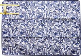 現代百貨 GENDAI HYAKKA Laid-Back キルティング レジャーシート(Lサイズ:1400×1800/ブルー) A337BL