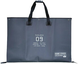 SLOWER 防水加工 トランクキャリー HANG STOCK TRUNK CARRY(1000x700mm/グレー) SLW-139