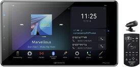 パイオニア PIONEER カーオーディオ カロッツェリア DMH-SF700 9型 フローティング Amazon Alexa搭載 AppleCarPlay AndroidAuto?対応 1DIN Bluetooth/USB カロッツェリア DMH-SF700